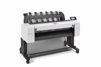 Product image for HP DesignJet T1600Dr 36 Inch Postscript Printer