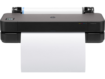 Product image for HP DesignJet T250 24 Inch Printer (Does Not Include Stand - Roll Cover - Auto Sheet Feeder)