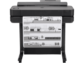 Product image for HP DesignJet T650 24 Inch Printer