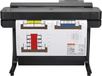 Product image for HP DesignJet T650 36 Inch Printer
