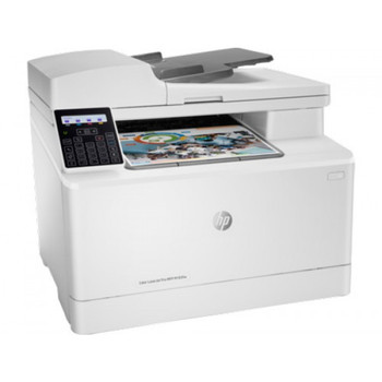 Product image for HP LaserJet Pro M183Fw Colour Mfp - A4 - Copy - Scan - Fax - Wifi - Network - 16Ppm - 1YR