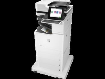 Product image for HP LaserJet Enterprise Flow M681Z Colour Mfp - A4 - 47Ppm - 5 Trays - Duplex - Network