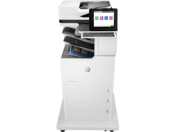 Product image for HP LaserJet Enterprise Flow M682Z Colour Mfp - A4 - 56Ppmm - 4 Trays - Duplex - Wifi