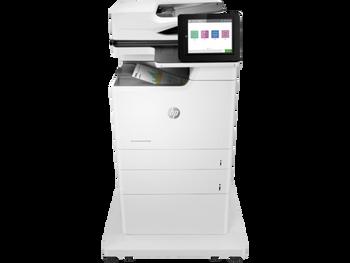 Product image for HP LaserJet Enterprise M681F Colour Mfp - A4 - 47Ppm - 3 Trays - Duplex - Wifi - Fax - 1