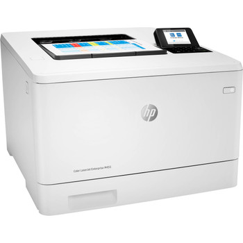 Product image for HP Laser M455Dn Colour Printer. 27Ppm - Duplex - Network - 1YR