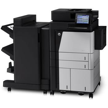 Product image for HP LaserJet Enterprise Flow M830Z Mono Mfp A3 - A4 - 55Ppm - Stacker - 5 Trays - Duplex - Network