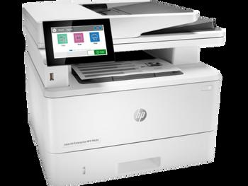 Product image for HP Laser Enterprise M430F Mono Mfp. Print - Copy - Scan - Fax. 38Ppm - Duplex - Network - 1YR