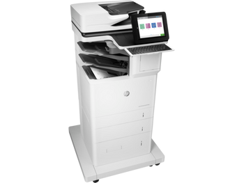 Product image for HP LaserJet Enterprise Flow M635Z Mfp A4 - 61Ppm - 1200X1200DPi - Duplex - Network - Fax - 1YR