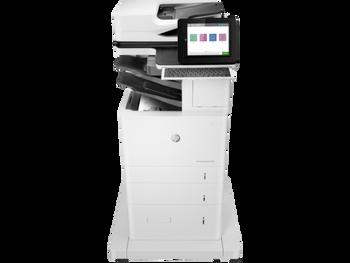 Product image for HP LaserJet Enterprise Flow M632Z Mono Mfp - A4 - 61Ppm - Duplex - Network - Fax - 1YR