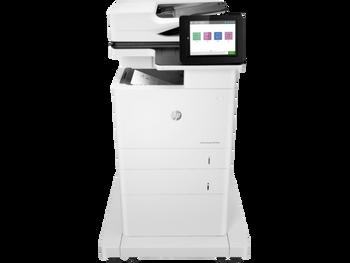 Product image for HP LaserJet Enterprise M632Fht Mono Mfp - A4 61Ppm - Duplex - Network - Fax - 1YR