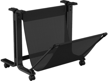Product image for HP DesignJet T200/T600 24in Printer Stand (T230/T250 24in Does Not Include Stand)