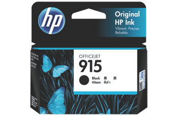 Product image for HP 915 Black Ink Cartridge
