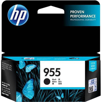 Product image for HP 955 Black Ink Cartridge