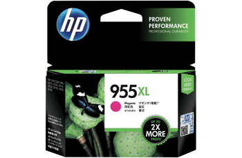 Product image for HP 955Xl Magenta Ink Cartridge