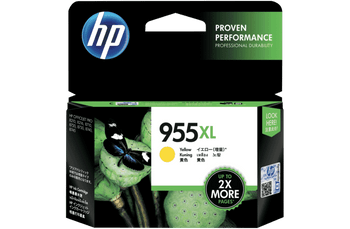 Product image for HP 955Xl Yellow Ink Cartridge