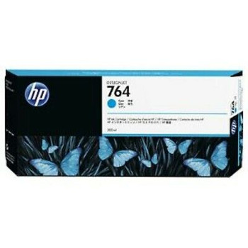 Product image for HP 766B 300Ml Gray DesignJet Ink Cartridge - Xl 3600