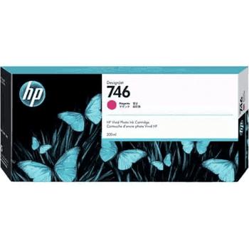 Product image for HP 746B 300Ml Magenta DesignJet Ink - Z6 / Z9