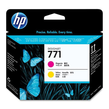 Product image for HP 771 Magenta/Yellow DesignJet Ph - Z6200/Z6800