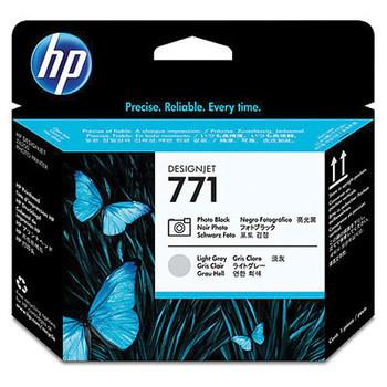 Product image for HP 771 Photo Black/Lt Gry DesignJet Ph - Z6200/Z6800