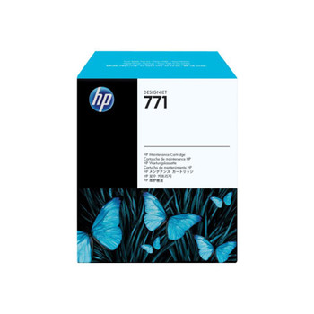 Product image for HP 771 DesignJet Maintenance Cartridge - Z6200/Z6800/Z6810