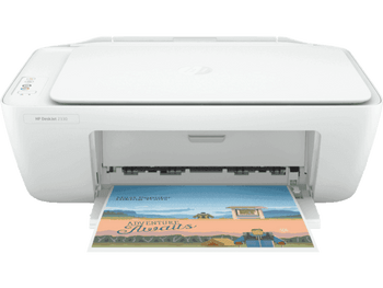 Product image for HP DeskJet 2330 All-In-One Printer. Print - Copy - Scan. Up To 7.5Ppm. 1YR Warranty