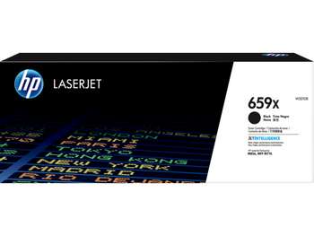 Product image for HP 659X Black Toner - High Yield For M776 Series