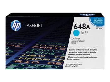 Product image for HP LaserJet Cp4025/4525 Cyan Cartridge