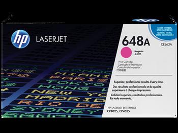 Product image for HP LaserJet Cp4025/4525 Magenta Cartridge