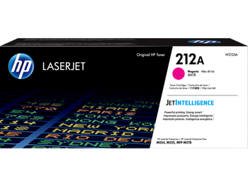 Product image for HP 212A Magenta Toner - Approx 4.5K Pages - For M554 - M555 - M558 Series