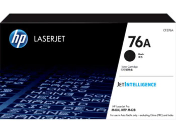 Product image for HP 76A Black Toner - Approx 3Kpages. For M404 - M428 - M430 Mono Printer