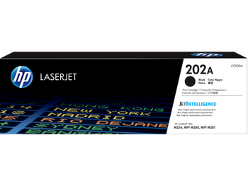 Product image for HP 202A Black Toner - M254 - M280 - M281 Compatible Printers