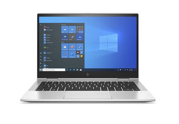 Product image for HP EliteBook 830 X360 G8 i5-1145 8GB - 256GB SSD - 13.3 FHD LED Touch - Pen - Vpro - Win10Pro