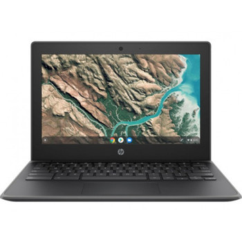 Product image for HP Chromebook 11 G8 Ee Celeron N4120 8GB - 64GB - 11.6in - WiFi - BT - Chrome 64 - 1YR