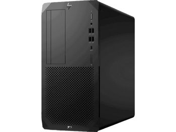 Product image for HP Z2 G5 Tower i9-10900 32GB - 1TB M.2 ZTurbo+2TB HDD - P2200-5GB - W10P He - 3YR