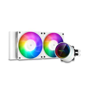 Deepcool Castle 240EX A-RGB Liquid CPU Cooler Main Product Image