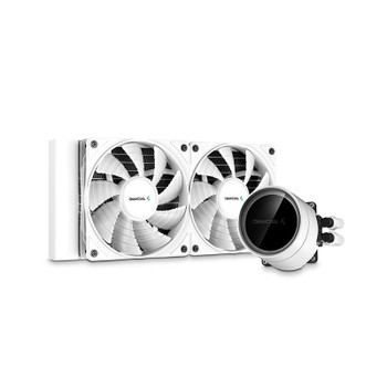 Deepcool Castle 240EX A-RGB Liquid CPU Cooler Product Image 2