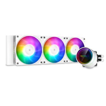 Deepcool Castle 360EX A-RGB Liquid CPU Cooler Main Product Image