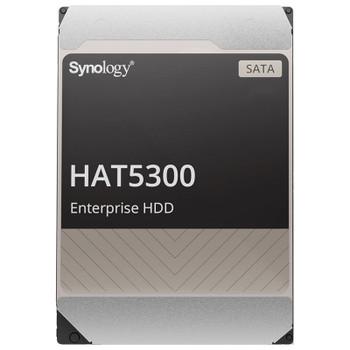 Synology HAT5300 16TB 3.5in SATA 6Gb/s 512E 7200RPM Enterprise Server Hard Drive Main Product Image