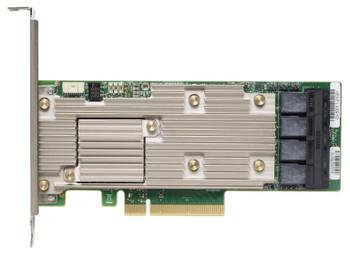 Lenovo ThinkSystem RAID 930-16i 4GB Flash PCIe 12Gb Adapter  Main Product Image