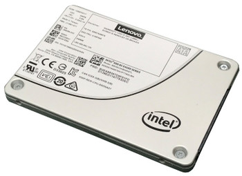 Lenovo ThinkSystem ST50 3.5in Intel S4510 480GB Entry SATA 6Gb Non-HS SSD Main Product Image