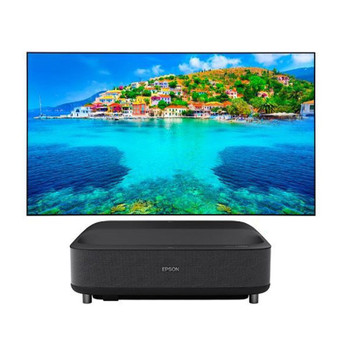 Epson EH-LS300B FHD Home Theatre Laser Projector - 100in ALR Main Product Image