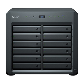 Synology DiskStation DS2419+II Diskless 12 Bay NAS - Intel Atom Quad Core 2.1GHz Product Image 2