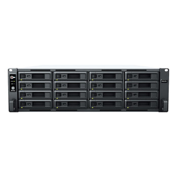 Synology RackStation RS2821RP+ 16-Bay 3U Diskless Scalable NAS Ryzen CPU 4GB RAM Main Product Image