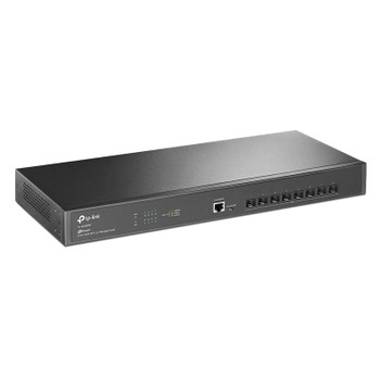TP-Link TL-SX3008F JetStream 8-Port 10GE SFP+ L2+ Managed Switch Product Image 2
