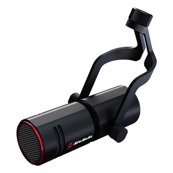 AVermedia 330 Live Streamer Microphone + Stand Main Product Image