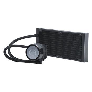 Cooler Master MasterLiquid ML240 Illusion ARGB AIO Liquid CPU Cooler - Black Product Image 2