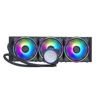 Cooler Master MasterLiquid ML360 Illusion ARGB AIO Liquid CPU Cooler Product Image 2