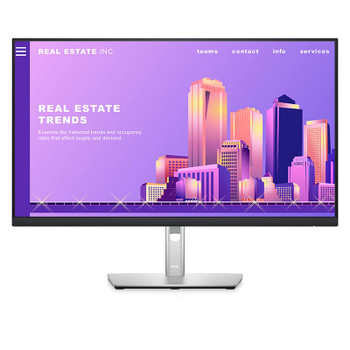Dell P2722H 27in Full HD IPS Monitor Main Product Image