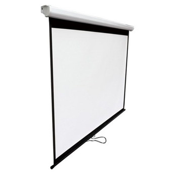 Brateck PSBA90 Manual Projection Screen With Auto-Lock 90in/16:9 Main Product Image