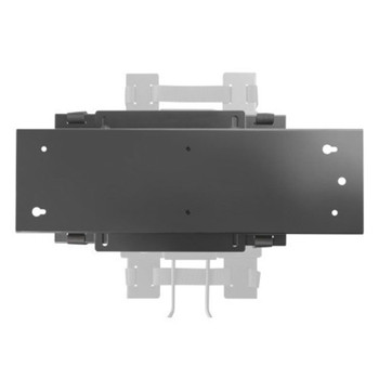 Brateck ATX Strap-On Under-Desk CPU Mount with Sliding Track Product Image 2